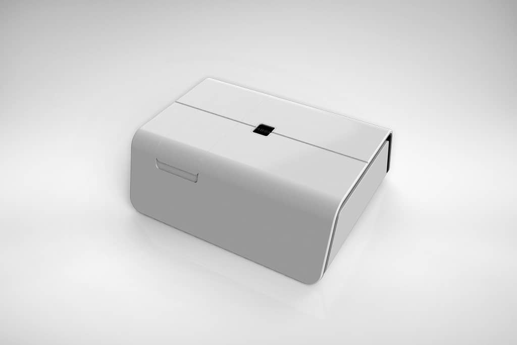 ASSAINISSEUR D'AIR VPS-BOX
